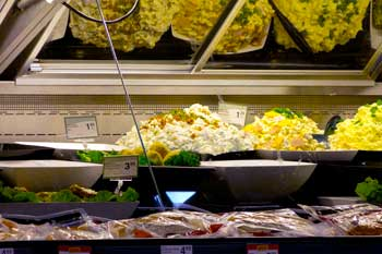 Image of Promolux grocery store display case lighting